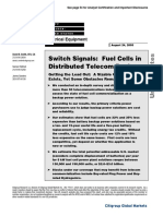 2010 renewable energy and design guide photovoltaic systemcitigroup fuel cell study 2005