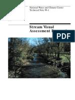 USDA Stream Visual Assessment