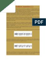 El Bajo en El Folklore Argentino Zambas y Otros