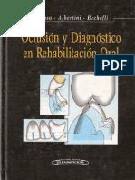 Oclusión y Diagnóstico en Rehabilitación Oral - Alonso, Albertini, Bechelli