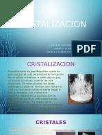 CRISTALIZACION.pptx