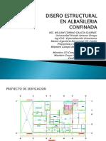 Masonry Course_Part 02_Proyecto de Albañileria