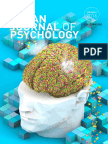 The Bedan Journal of Psychology 2016 Volume II