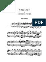 Verdi - Nabucco- Opera Vs