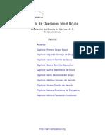 Manual de Operacion 2016