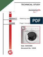 Fagor F1810 WFK1018 Washer SM Angl