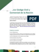 Actualizaci n C Digo Civil y Comercial de La Naci n LABORAL