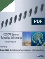 Scheduled Maintenance Seminar Part1 May2013