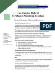 Hybrid Strategic Planning Handout