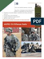 Thales ANPRC-154 Rifleman Radio