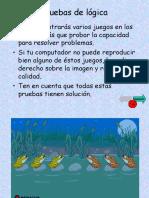 Pruebas Del Gica