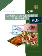 Manual de Clamidias y Rickettsias