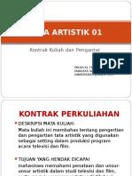 Materi Tata Artistik
