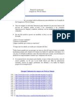 Manual de Ayuda Para Compras en Webs de Chinos