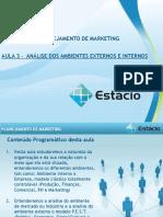 Planejamento de Marketing. Introdução ao MKT