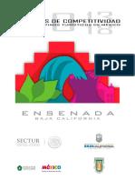 angenda de competitividad de Ensenada Baja California