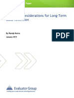 Economic Considerations for Long-Term Data Retention [WP00199A] (1)