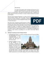 Urban Governance Framework
