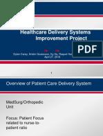 nurs478 quality improvement project