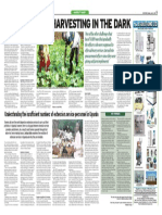Agriculture reporting
