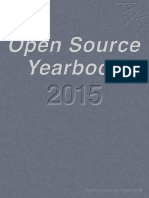 2015 Open Source Yearbook