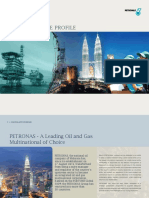 PETRONAS Corporate Profile