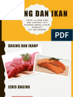 Daging Dan Ikan