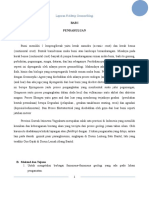 Laporan Fieldtrip Geomorfologi 2015