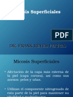 CONFERENCIA  MICOSIS SUPERFICIALES.pps