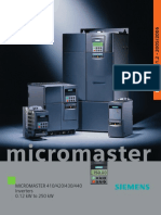 Micromaster Catalog DA512 MM4 2005-6
