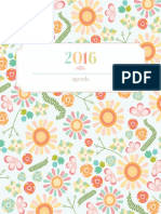 Cover Floral 2016