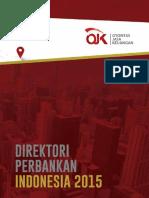 Direktori Perbankan Indonesia 2015