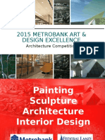 2015 Architecture Competition PPT
