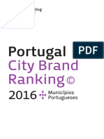 Bloom Consulting - City Brand Ranking Portugal