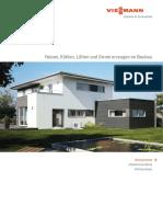 Pr-effiziente Heiztechnik Neubau