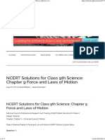 NCERT Solutions for Class 9th Science_ Chapter 9 Force and Laws of Motion.pdf