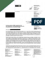 PWB Rechtsanwälte WBG Leipzig West Informationsschreiben Staatshaftungsansprüche IFG