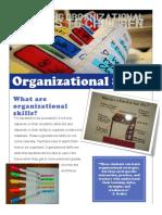 organizationalskills poster