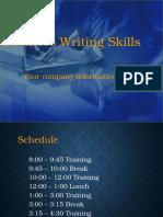 Business Writing Workshop Terminal