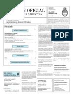 Boletín Oficial - 2016-03-16 - 1º Sección