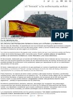 El ImparcialCómo afectaría el 'brexit' a la soberanía sobre Gibraltar.pdf