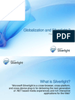 Globalization and Silver Light