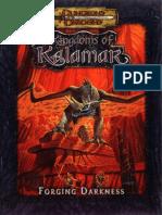 D&D 3.5 - Kalamar - Forging Darkness