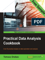 Practical Data Analysis Cookbook - Sample Chapter