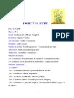 s.sip Proiect