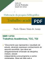 Estrutura Tcc Especialização Maio 2015