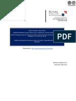 COMPORTAMIENTO ELECTORAL EN EL PARAGUAY A NIVEL DEPARTAMENTAL - LILIANA ROCIO DUARTE - ANO 2013 - PORTALGUARANI