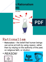 rationalism ppt