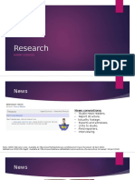 Research PP