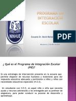 PPT Programa Manzanares